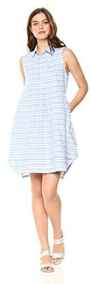 Sharagano Women's Stripe Dress