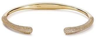 Nadri Dappled Bottom Hinge Bracelet
