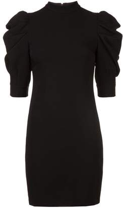Alice + Olivia Alice+Olivia puff sleeve dress