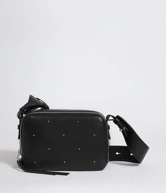 AllSaints Kathi Leather Fanny Pack Crossbody Bag