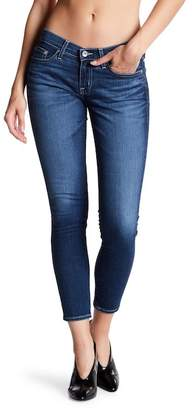 Big Star Alex Mid Rise Ankle Skinny Jeans
