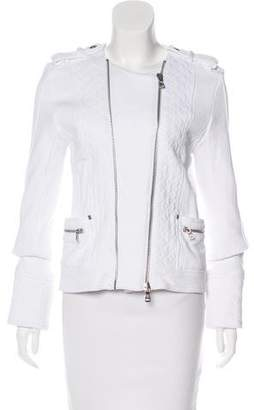 Pierre Balmain Quilted Two-Way Jacket w/ Tags