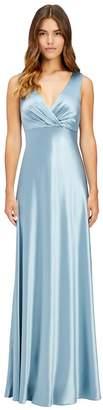 Jill Stuart Natasha Drape Back Gown