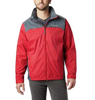 Columbia Men's Big-Tall Glennaker Lake Rain Jacket Outerwear