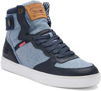 Levi's Levis Jeffrey Hi 501 SB Men's High-Top Sneakers