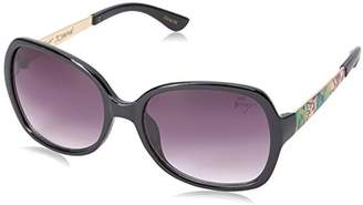 Betsey Johnson Women's Robyn Square Sunglasses