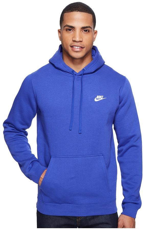 Nike - Club Fleece Pullover Hoodie Men's Fleece
