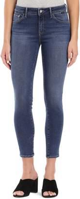 Mavi Jeans Adriana SuperSoft Ankle Skinny Jeans