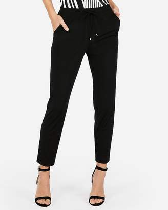 Express Mid Rise Ankle Jogger Pant