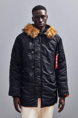 Alpha Industries Slim Fit N-3B Parka Coat
