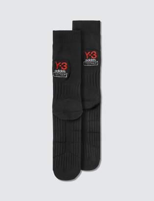 Y-3 Y 3 Logo Socks
