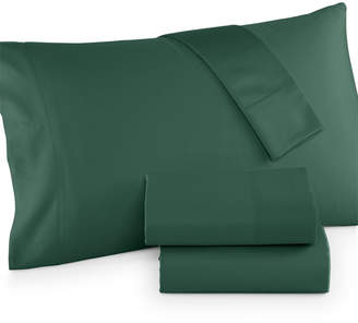 Charter Club Closeout! California King 4-pc Sheet Set, 300 Thread Count Egyptian Cotton Blend, Created for Macy's Bedding