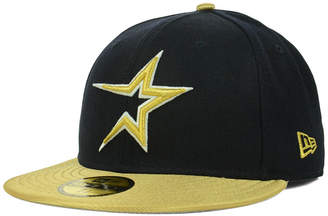 New Era Houston Astros Mlb Cooperstown 59FIFTY Cap