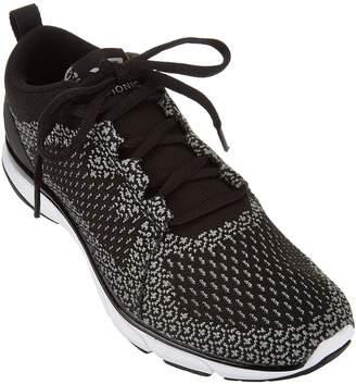 Vionic Mesh Lace-up Sneakers - Sierra