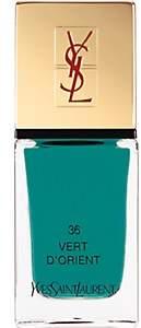 Saint Laurent Women's La Laque Couture Nail Polish - 36 Vert Dorient
