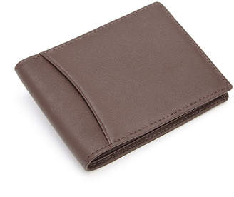 Royce Leather Royce RFID Blocking Leather Bifold Wallet
