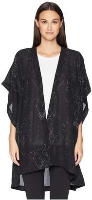 Eileen Fisher Kimono Jacket Women's Coat