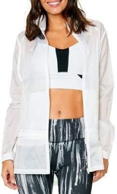 Shape Interval Packable Hooded Jacket