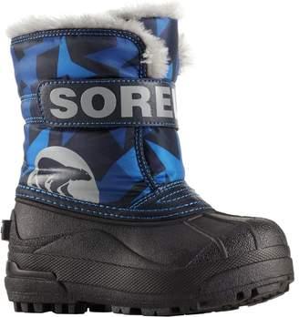Sorel Snow Commander Print Boot - Toddler Boys'