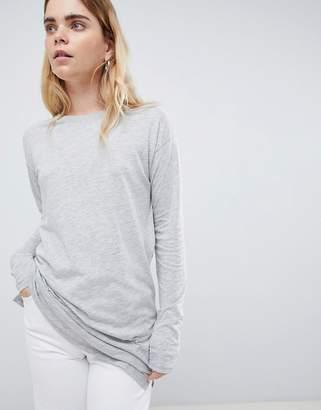 Asos Oversized Longline T-Shirt
