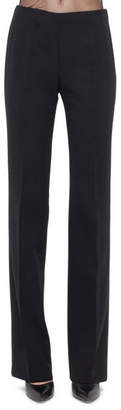 Akris Classic Carol Flat Front Pants