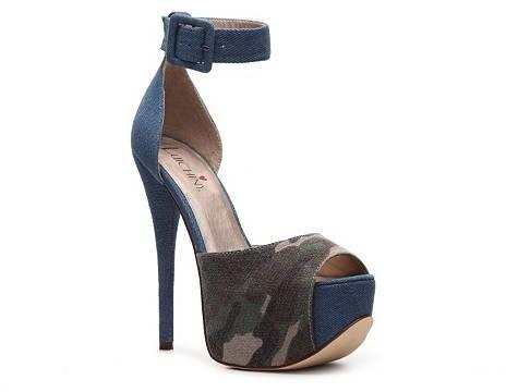 Luichiny Cara Camo Sandal