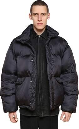 Our Legacy Nylon Lenox Puffer Jacket
