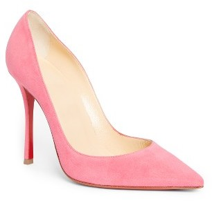 Women's Christian Louboutin So Kate Pointy Toe Pump $675 thestylecure.com