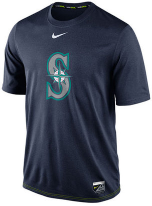 Nike Men's Seattle Mariners Dri-FIT Legend T-Shirt $34 thestylecure.com