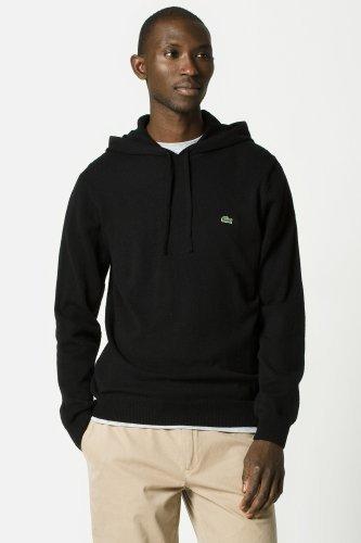 Lacoste Pullover Hoodie Wool Sweater