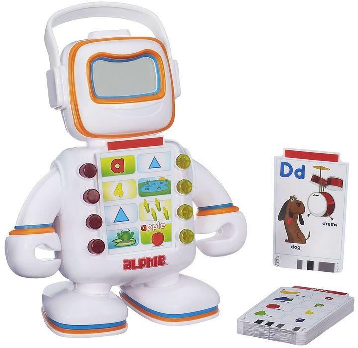 Playskool Alphie Figure by Hasbro