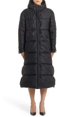Off-White Long Down Puffer Coat