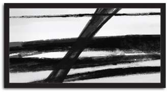 Art Addiction Inc. Brooding Lines Wall Art - 100% Exclusive