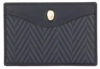 Mark Cross Vintage Leather Card Holder