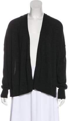 AllSaints Merino Wool Knit Cardigan