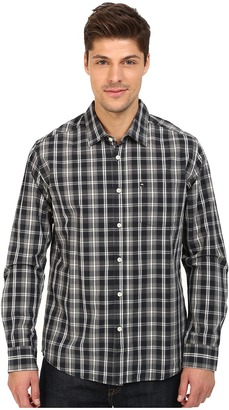 Quiksilver Everyday Check Long Sleeve $48 thestylecure.com