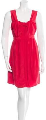 Stella McCartney Silk Draped Dress w/ Tags