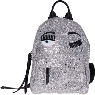 Chiara Ferragni Glitter Backpack