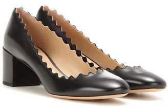 Chloé Lauren leather pumps