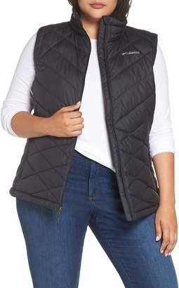 Columbia Heavenly Water Resistant Insulated Vest