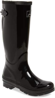Joules Tall Welly Waterproof Rain Boot