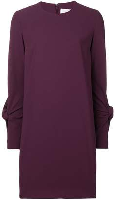Victoria Beckham Victoria long-sleeve shift dress