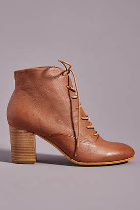 Silent D Lace-Up Ankle Boots