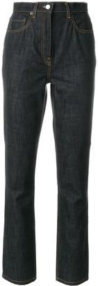 Philosophy di Lorenzo Serafini high waisted jeans