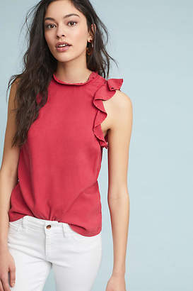 Cloth & Stone Ruffled Tank