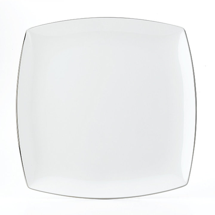 Couture Platinum 12 Inch Buffet Platter