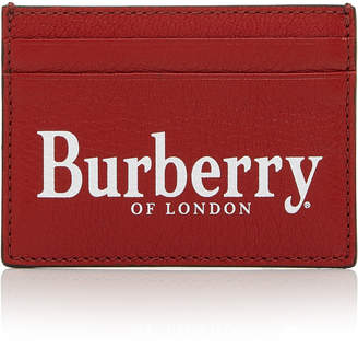 4223d11475e5 Burberry Printed Textured-Leather Cardholder