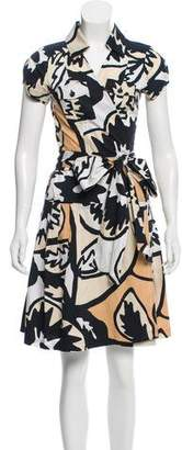 Diane von Furstenberg Edan Wrap Dress