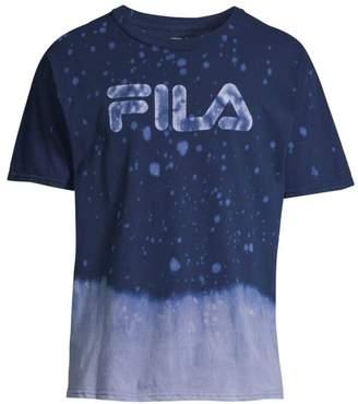 Fila Splatter Graphic Logo Tee