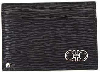 Salvatore Ferragamo Two Colors Leather Wallet